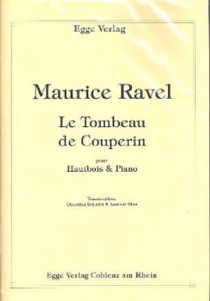 Le Tombeau de Couperin - RAVEL - Partition - laflutedepan.com