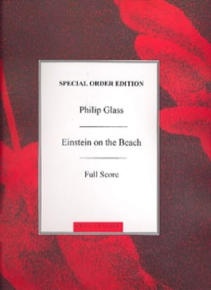Einstein On The Beach - GLASS - Partition - laflutedepan.com