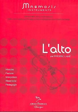 Fredéric Lainé - La colección de viola Mnemosis. - Livre - di-arezzo.es