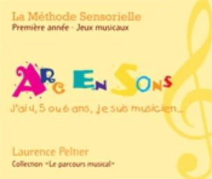 Arc en Sons - Laurence Peltier - Partition - laflutedepan.com
