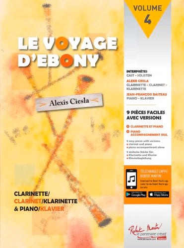 - Ebony's Journey - Partition - di-arezzo.com