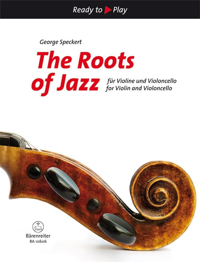 The Roots Of Jazz - George Speckert - Partition - 0 - laflutedepan.com
