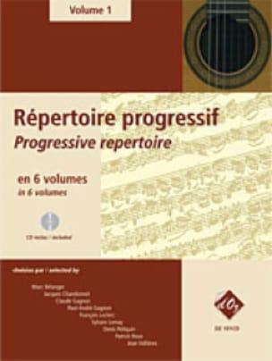 - Progressive Repertoire For Guitar Volume 1 - Partition - di-arezzo.co.uk
