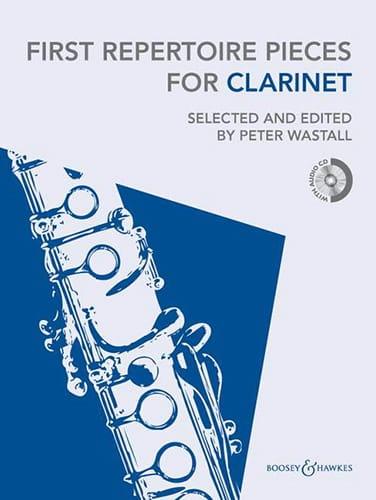 First Repertoire Pieces for Clarinet - laflutedepan.com