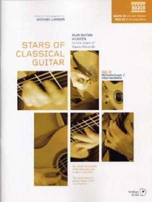 Michael Langer - Stars Of Classical Guitar Volume 2 - Partition - di-arezzo.co.uk