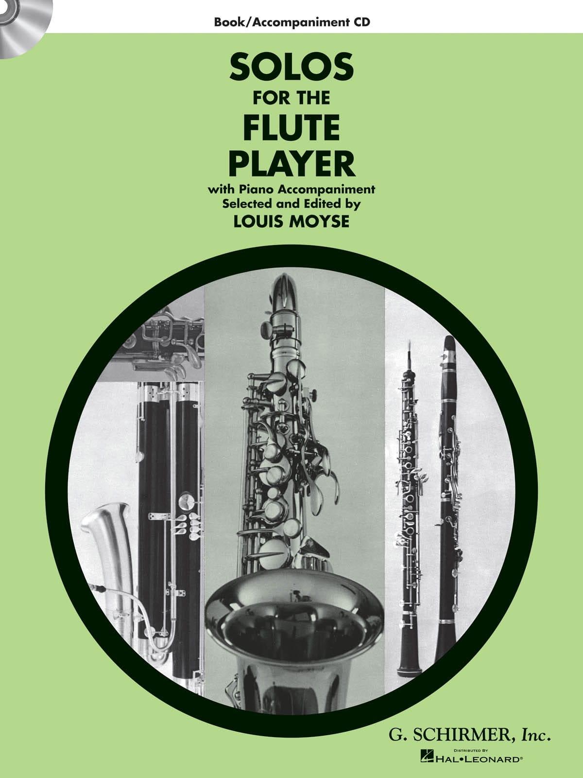Solos for the Flute Player - Partition - laflutedepan.com