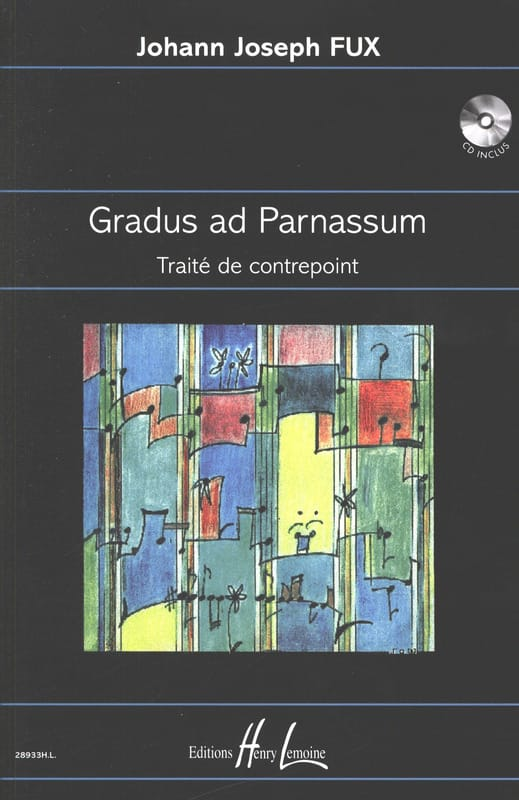 Johann Joseph Fux - Gradus Ad Parnassum - Treaty of Counterpoint - Livre - di-arezzo.co.uk