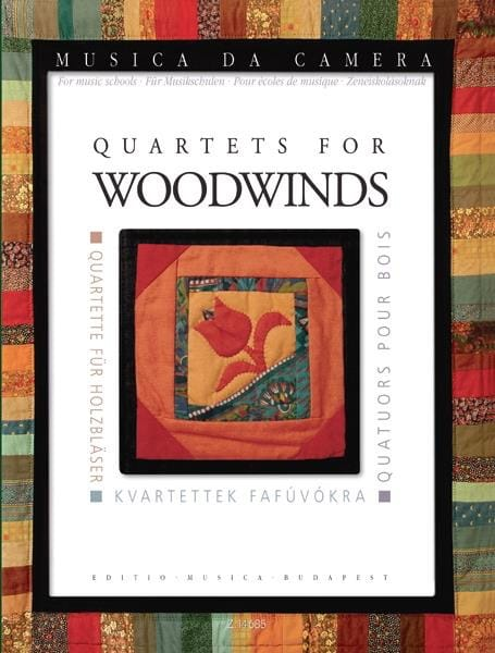 - Quartet For Woodwinds - Partition - di-arezzo.co.uk