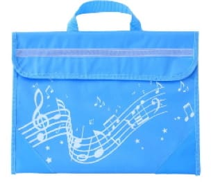 Accessoire - Music Binder - Blu chiaro - Accessoire - di-arezzo.it