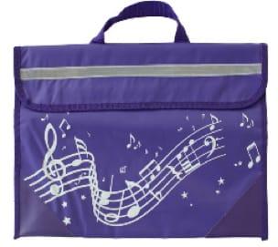 Accessoire - Cartable à Musique - Violet - Accessoire - di-arezzo.fr