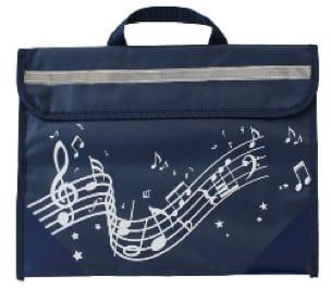 Accessoire - Cartable à Musique - Bleu Marine - Accessoire - di-arezzo.fr