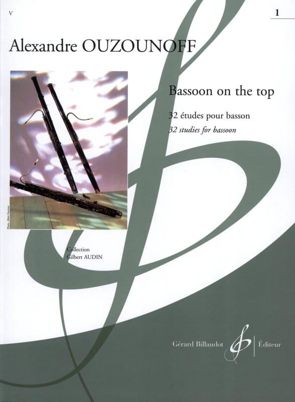 Bassoon on The Top Volume 1 - Alexandre Ouzounoff - laflutedepan.com