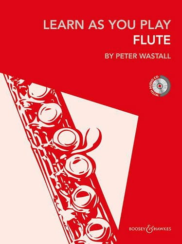 Peter Wastall - Learn As You Play Flute - Partition - di-arezzo.fr