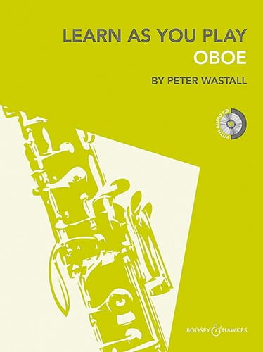 Peter Wastall - Learn as You Play Oboe - Partition - di-arezzo.co.uk