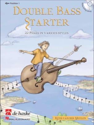 Double Bass Starter - Der Meulen Ruud Van - laflutedepan.com