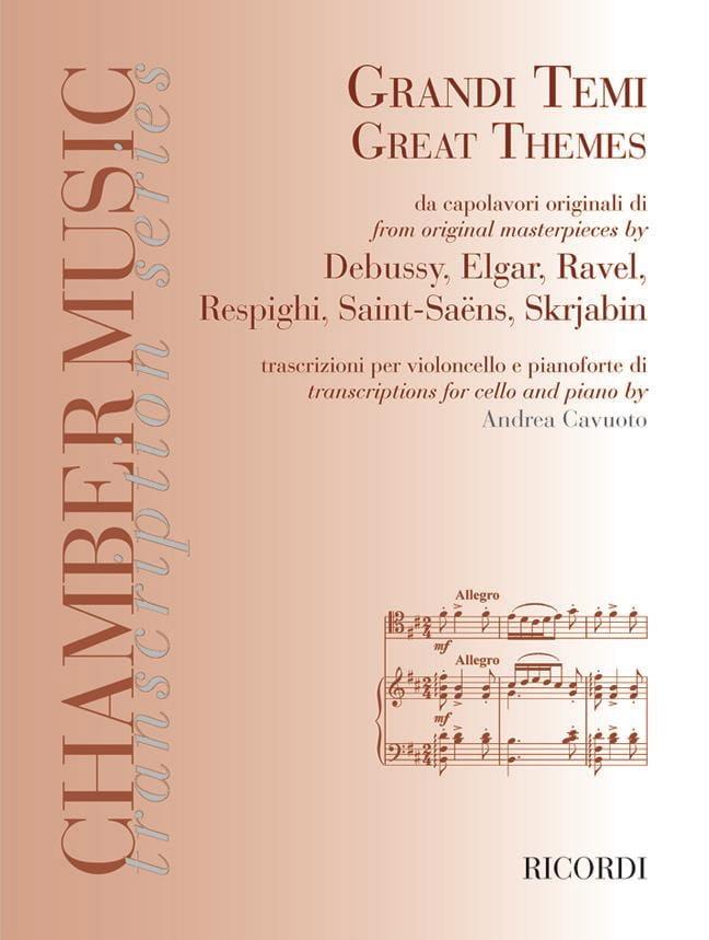 Great Themes From Original Masterpieces - laflutedepan.com