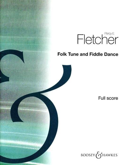 Folk Tune & Fiddle Dance - Score - laflutedepan.com