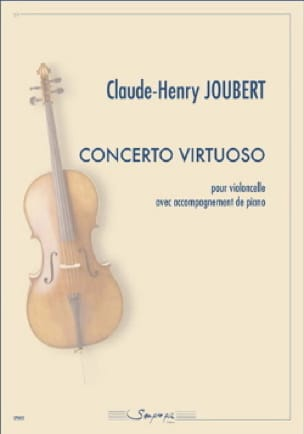 Concerto Virtuoso - Claude-Henry Joubert - laflutedepan.com