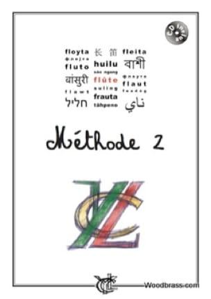 Méthode - Volume 2 - Corre Yann Le - Partition - laflutedepan.com