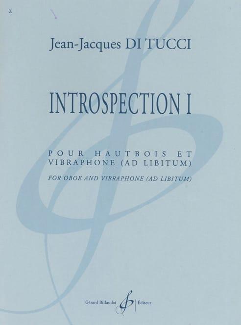Introspection 1 - Tucci Jean-Jacques Di - Partition - laflutedepan.com