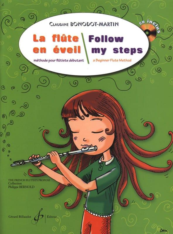 Claudine Bonodot-Martin - The Flute awake - Partition - di-arezzo.co.uk