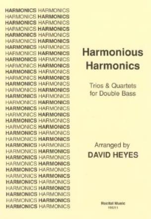 Harmonious Harmonics - David Heyes - Partition - laflutedepan.com