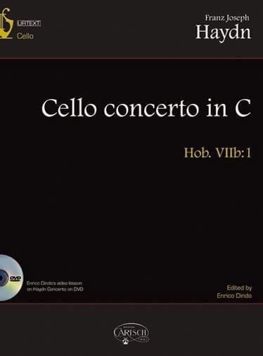Concerto Pour Violoncelle, Hob. 7b-1 - HAYDN - laflutedepan.com
