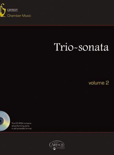 - Trio-Sonata, Volume 2 - Partition - di-arezzo.com
