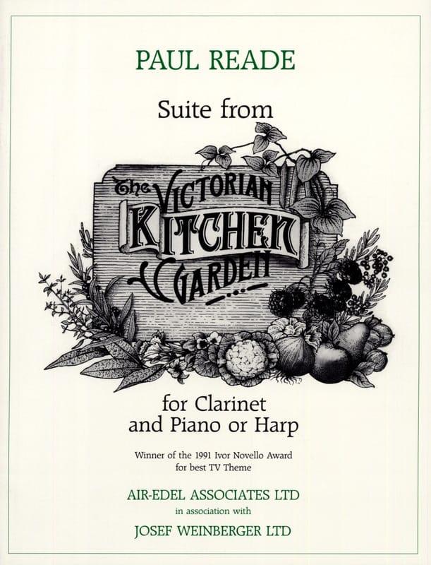 The Victorian Kitchen Garden Suite - Paul Reade - laflutedepan.com