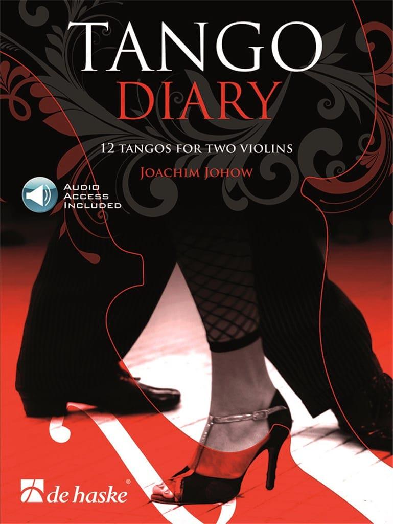 Joachim Johow - Tango Diary - Partition - di-arezzo.fr
