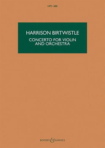 Concerto pour violon et orchestre - laflutedepan.com