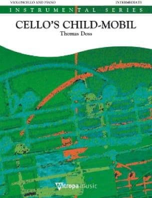 Cello´s Child-Mobil - Thomas Doss - Partition - laflutedepan.com