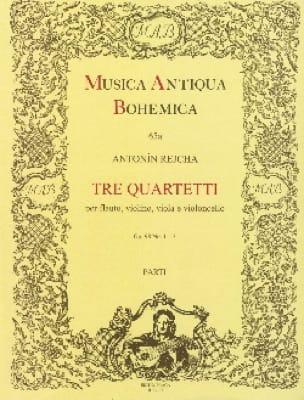 3 Quartette no. 1-3 g-Moll, C-Dur, G-Dur op. 98 - laflutedepan.com