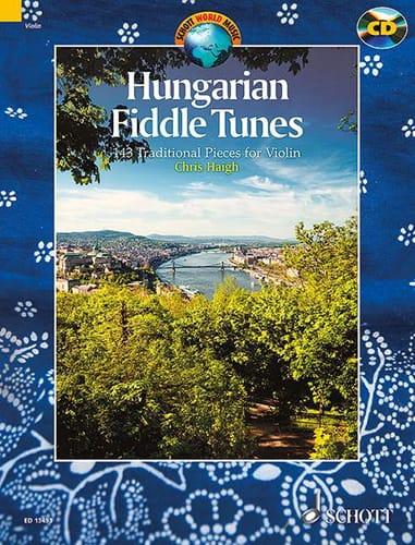 Hungarian Fiddle Tunes - Partition - Violon - laflutedepan.com