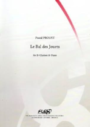 Pascal Proust - The ball of toys - Partition - di-arezzo.com