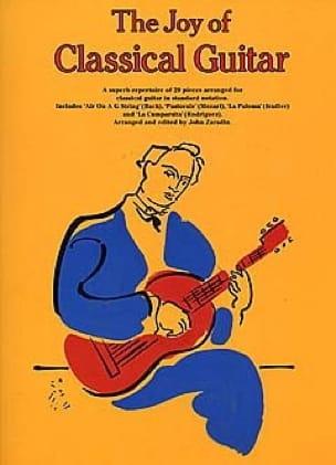 The Joy of classical guitar - Partition - laflutedepan.com