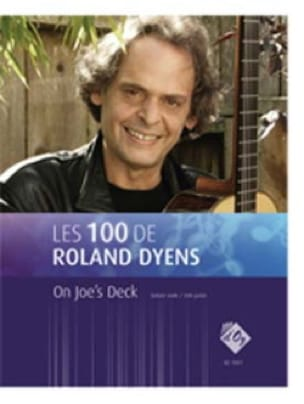 On Joe's Deck - Roland Dyens - Partition - Guitare - laflutedepan.com