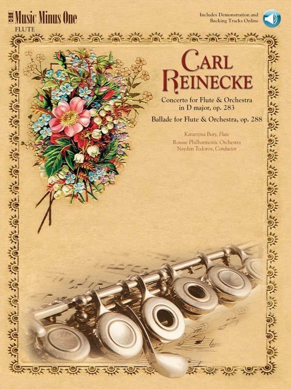 Carl Reinecke - Concerto for Flute and Orchestra - Partition - di-arezzo.co.uk