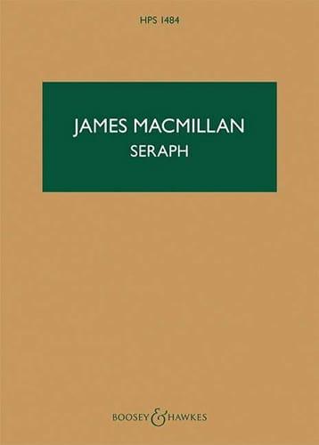 James MacMillan - Seraph - Partition - di-arezzo.com