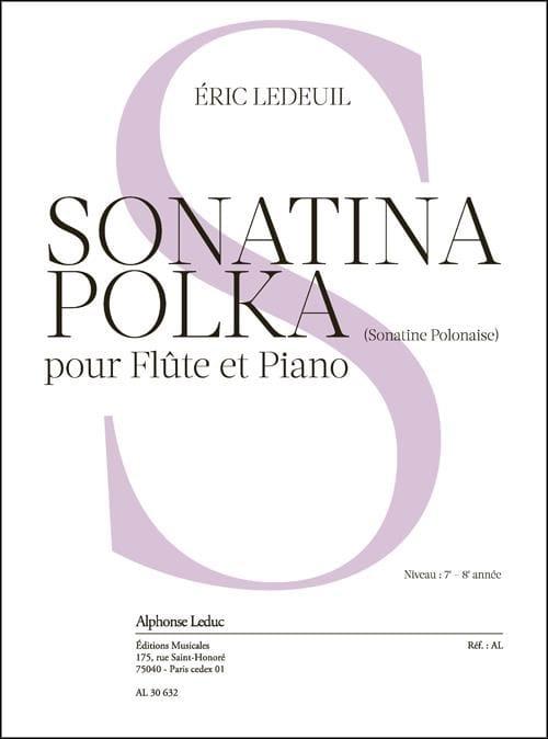 Eric Ledeuil - Sonatina Polka - Partition - di-arezzo.es