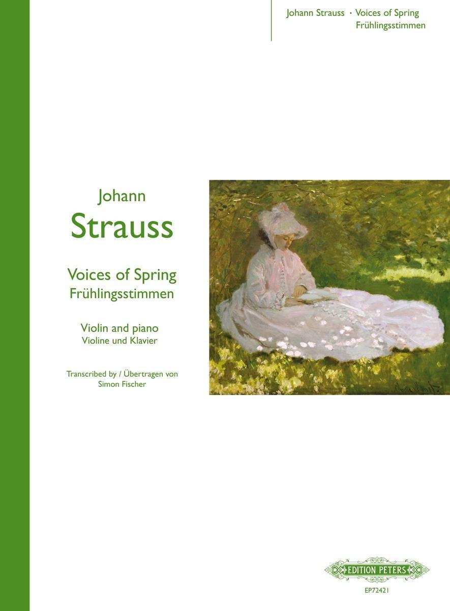 Frühlingsstimmen - Johann (Fils) Strauss - laflutedepan.com