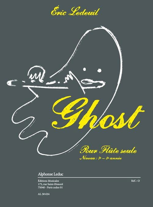 Eric Ledeuil - fantasma - Partition - di-arezzo.es