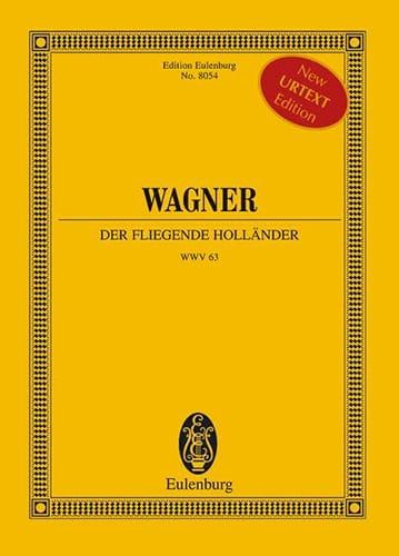 Le Vaisseau Fantôme - Conducteur - WAGNER - laflutedepan.com