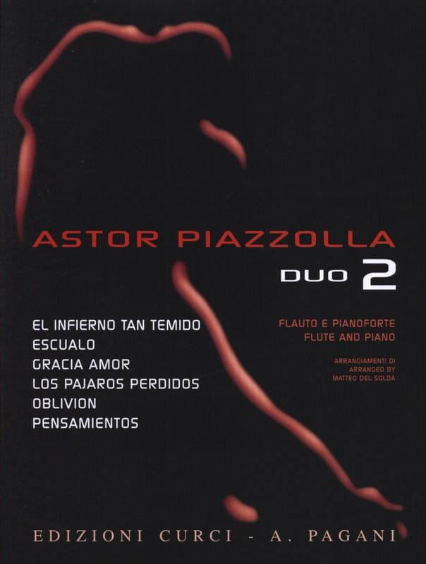 Astor Piazzolla - Astor Piazzolla for Duo Volume 2 - Partition - di-arezzo.fr