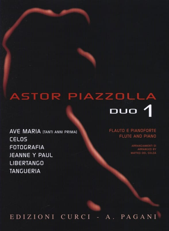 Astor Piazzolla - Astor Piazzolla for Duo Volume 1 - Partition - di-arezzo.co.uk