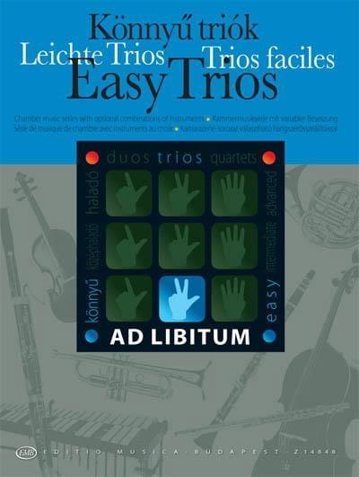 - Easy Trios - Partition - di-arezzo.co.uk