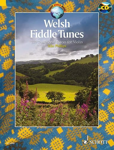 Traditionnel - Welsh Fiddle Tunes - Partition - di-arezzo.co.uk