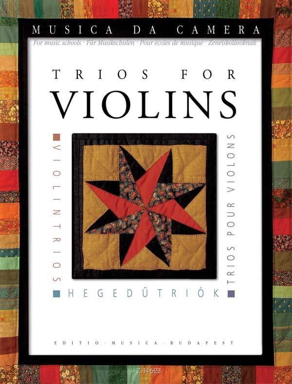- Trios for violins - Partition - di-arezzo.co.uk
