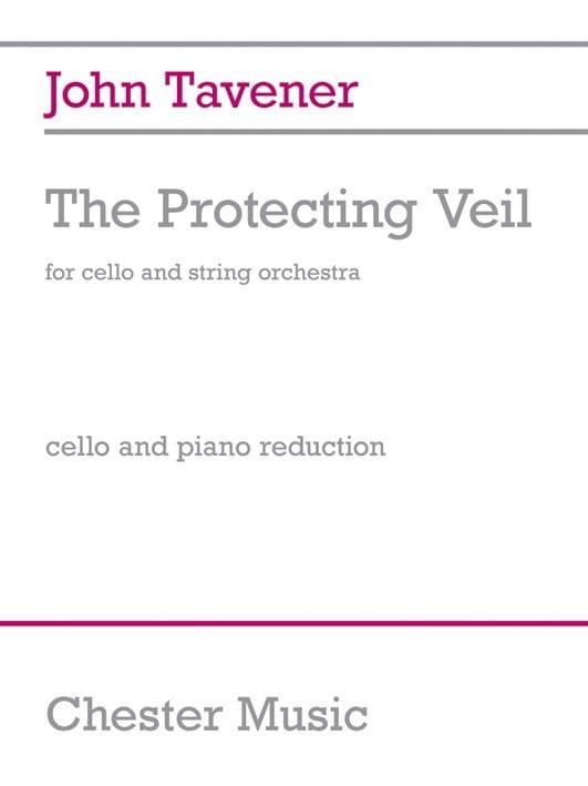The Protecting Veil - John Tavener - Partition - laflutedepan.com