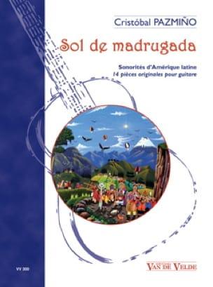 Sol de Madrugada - Cristobal Pazmino - Partition - laflutedepan.com